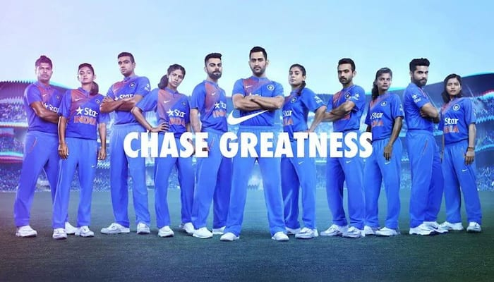 f362763e23b ICC World Twenty20: Team India's new T20I jersey unveiled ahead of ...