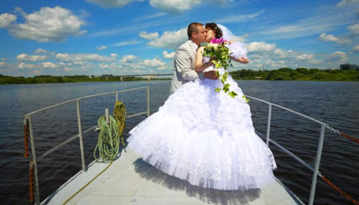 Weddings on board cruise ships in India may soon become a reality