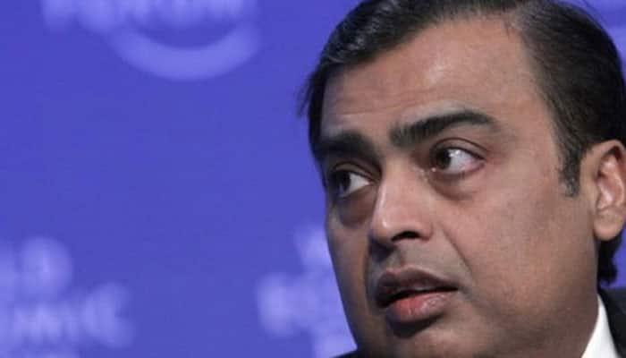 Mukesh Amabani (Rank: 36/Net worth: $19.3 billion)