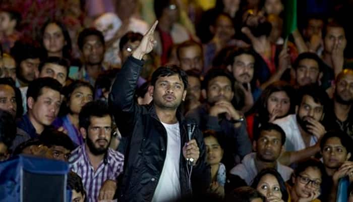 BJP leader, who offered Rs 5 lakhs for cutting off Kanhaiya Kumar's tongue, expelled