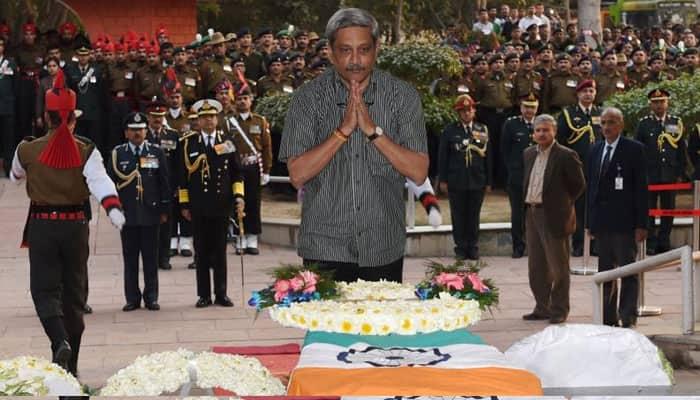 Manohar Parrikar wants 'smarter, leaner Army' to cut down 'inevitable' salary bills