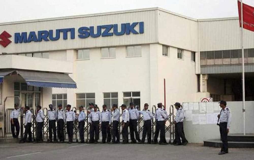 6. Maruti Suzuki