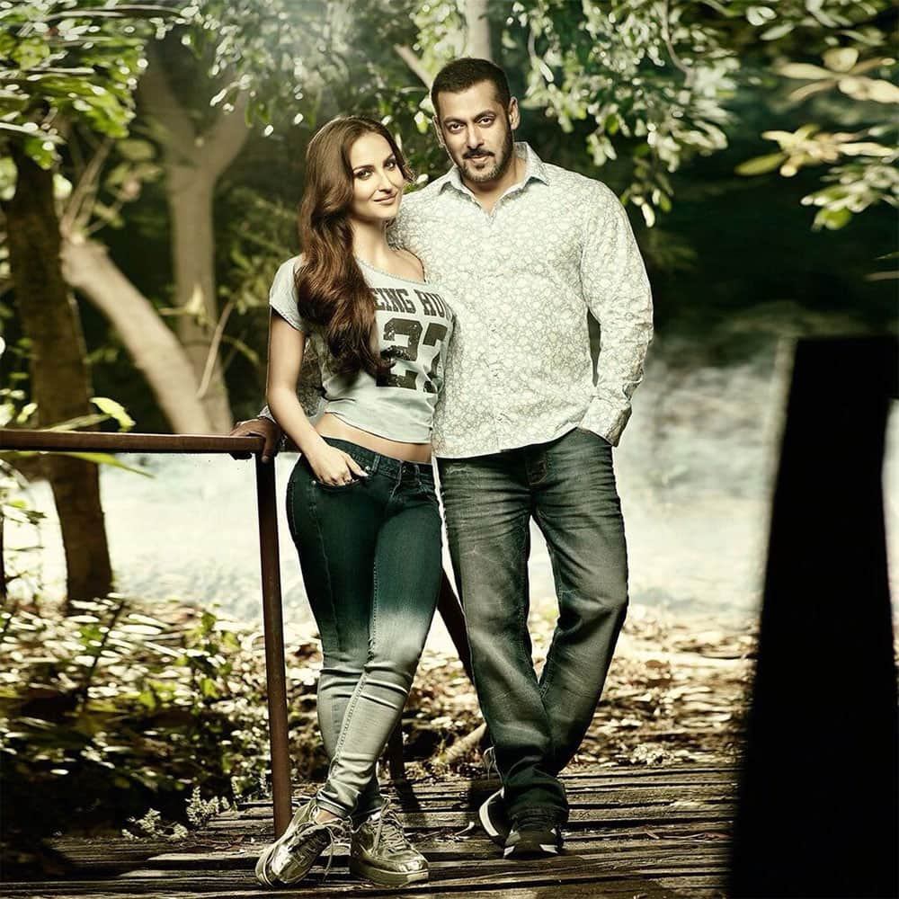 Elli Avram :- Excited to share the first look of @bebeinghuman Spring Summer 2016 Collection!  #BeingHuman :))) -twitter