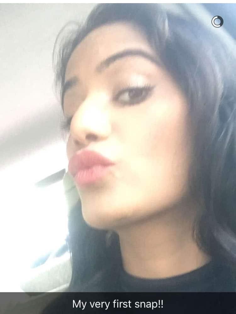 Poonam Pandey :- Snapchat!! -twitter