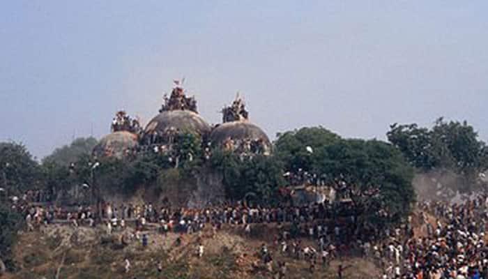 Babri Masjid demolition case: SC judge recuses from hearing criminal  appeals | India News | Zee News
