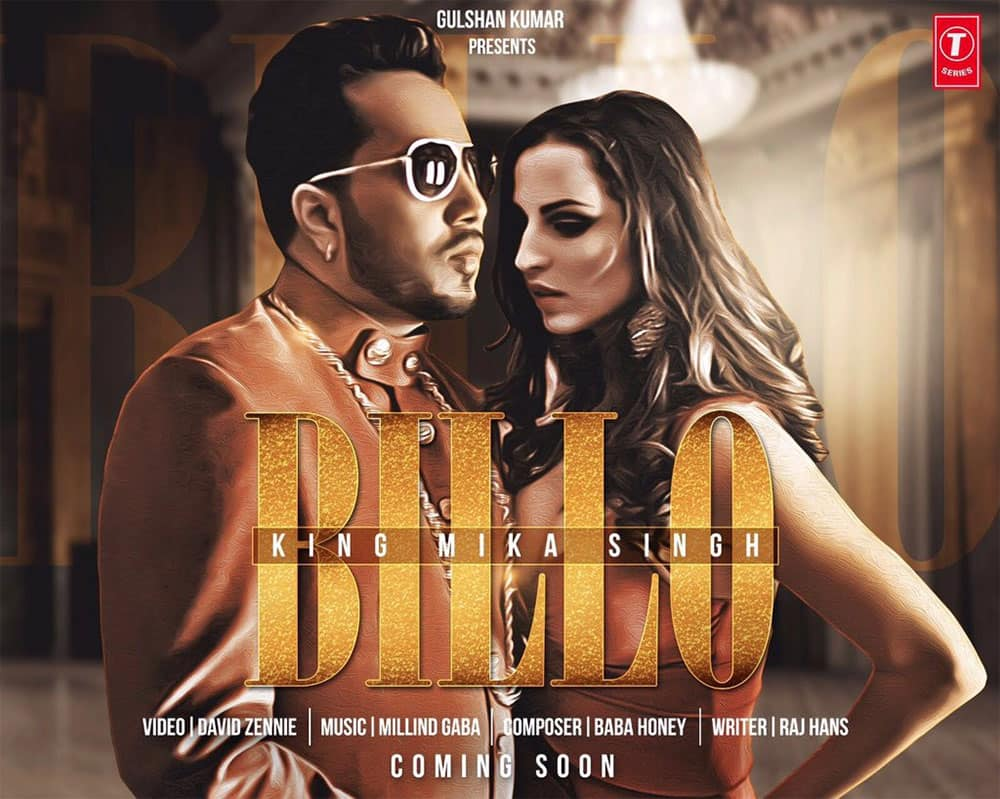Looking fwd to 'Billo',my friend mika's upcoming album. All the best for this musical delight @MikaSingh @TSeries Twitter@imbhandarkar