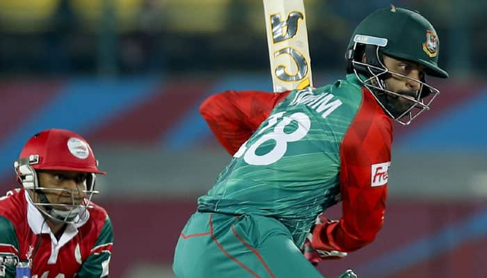 Tamim Iqbal: Bangladesh opener hits 1st ton of 2016 World T20, becomes 11th player to hit tons in all 3 formats