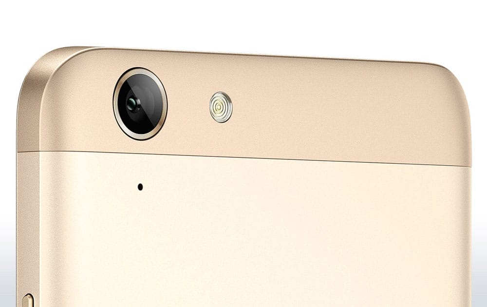 It comes with 13 megapixel camera coupled with autofocus and LED flash