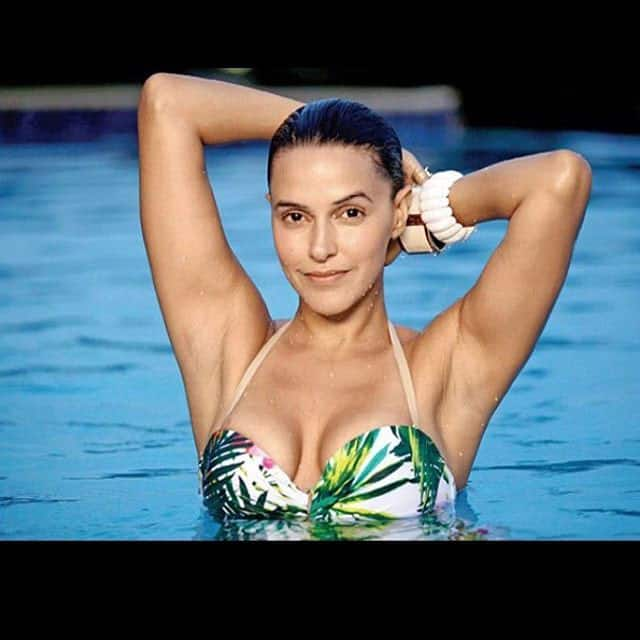 Neha Dhupia ‏:- #santabantapvtltd first promo is out now... Check it out !!! The madness begins on 22 nd of… -instagram