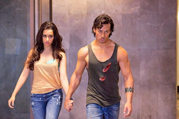 Shraddha and Tiger - The rebels.