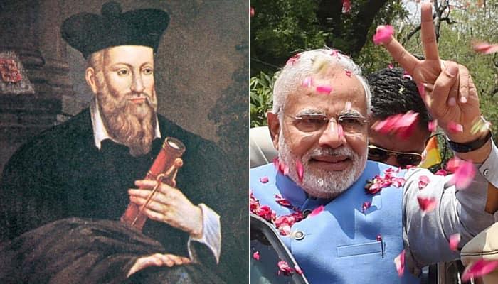 Nostradamus predicted Narendra Modi era, India's rise as a 'global master'!