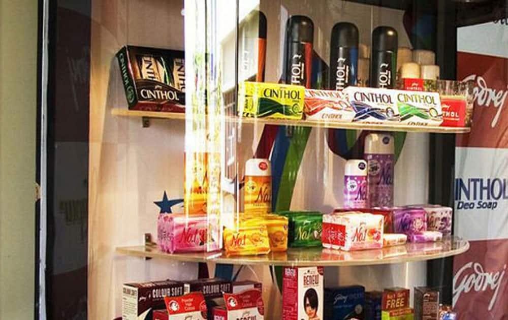 10. Godrej Consumer Products