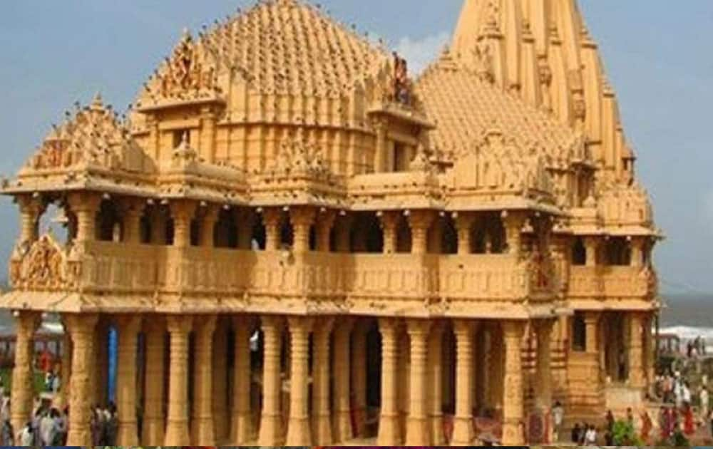 7. Somnath Temple