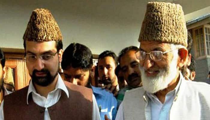 Mirwaiz, Geelani meet Pak envoy Abdul Basit amid uproar over talks with 'separatists'