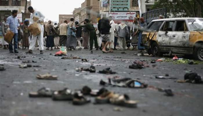 22 dead in Yemen triple suicide bombings; IS claims responsibility