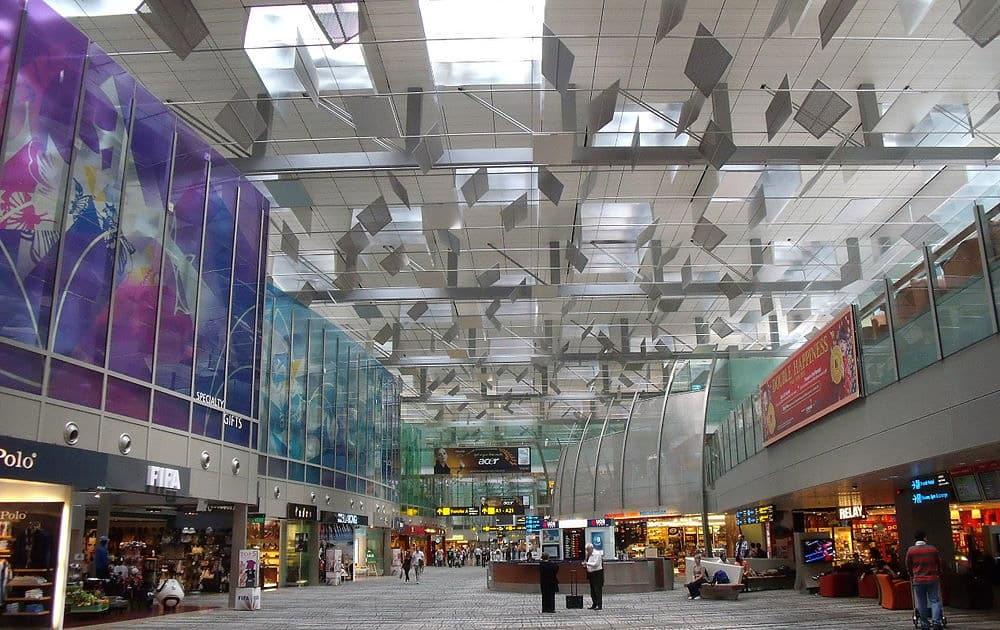 1. Changi Airport (Singapore)