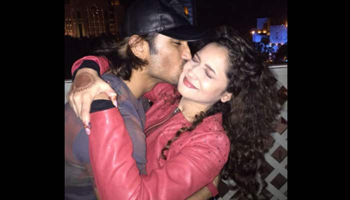 Ankita Lokhande rubbishes break-up rumour with Sushant Singh Rajput, says very much in love!