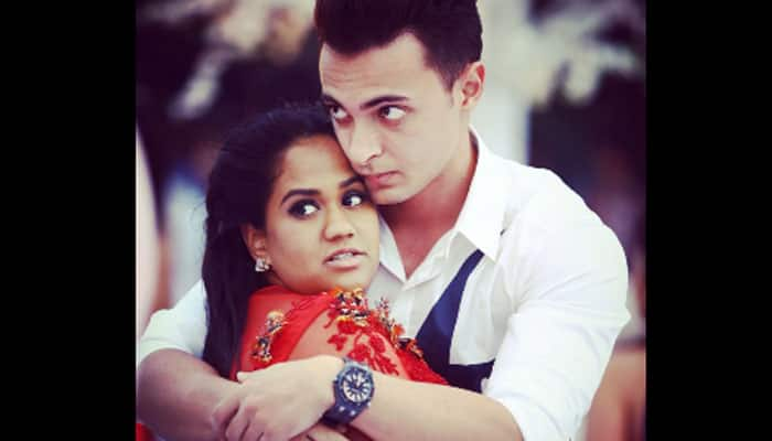 This is how Arpita Khan Sharma's baby boy looks—First picture!