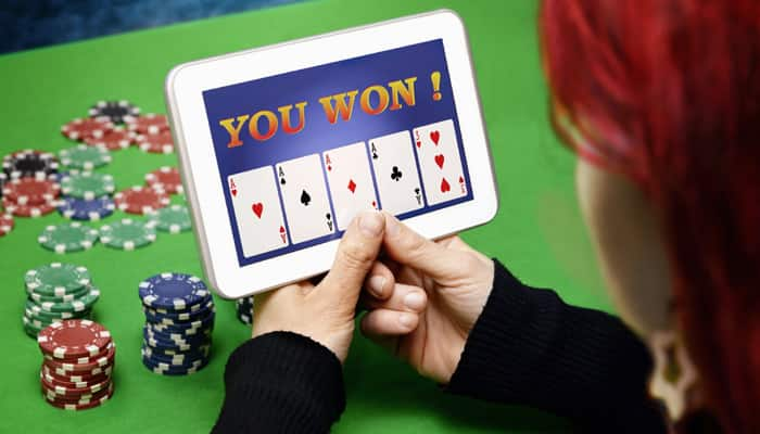 Online gambling growing among teenagers: Study | And More ... News | Zee News