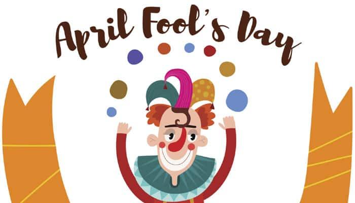 Happy April Fools' Day! LOL