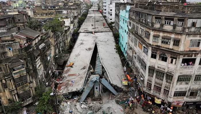 Kolkata flyover tragedy: As it happened on Friday