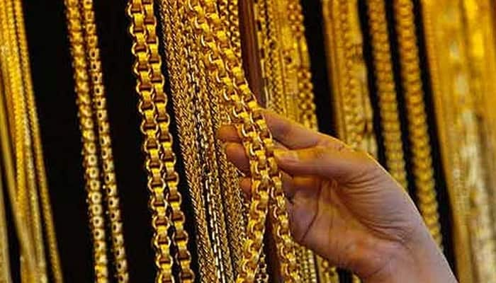 Gold eases, but underpinned by weaker dollar