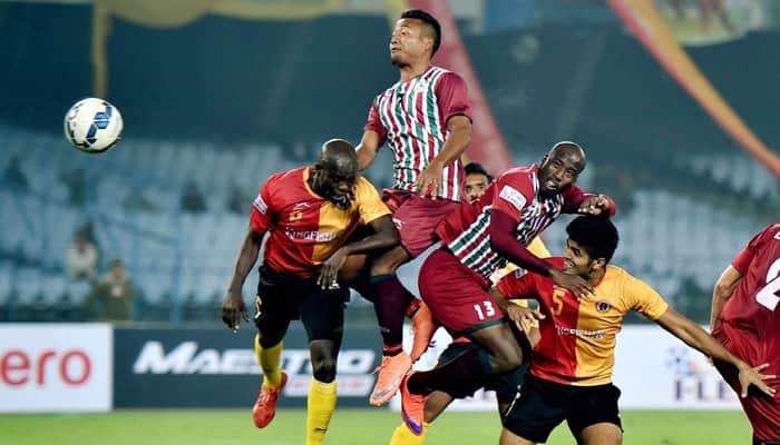 I-League 2015-16, Round 14: East Bengal FC vs Mohun Bagan AC - Preview