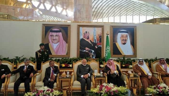Narendra Modi in Saudi Arabia: As it happened on Saturday