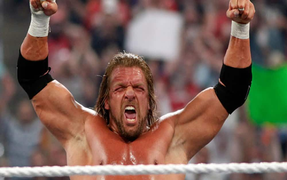 3. Triple H — $2.8 million