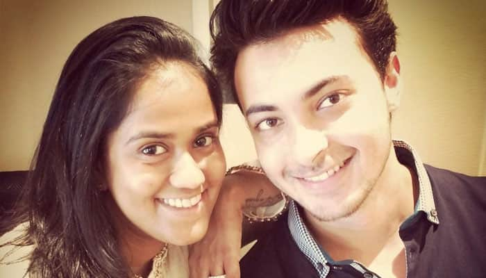 Salman Khan's sister Arpita Khan Sharma shares adorable picture of baby Ahil with papa!– See pic