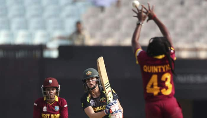 West Indian eves crush Australia by 8 wickets to win maiden ICC World T20 title