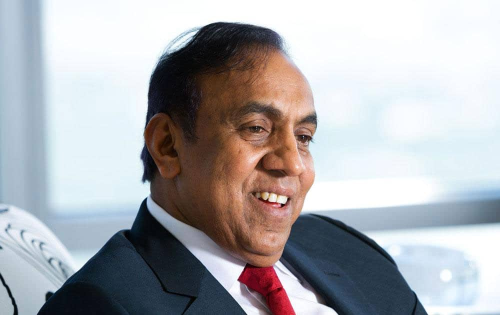 4. B Ravi Pillai – RP Group - $3.6 billion