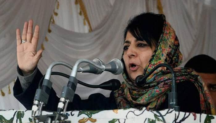Congress to boycott Mehbooba's swearing-in as J&K CM