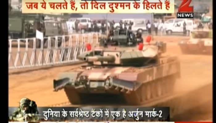 Arjun Mark-II: Special report on mind-blowing features of 'Made in India' battle tank and army's pride - Watch
