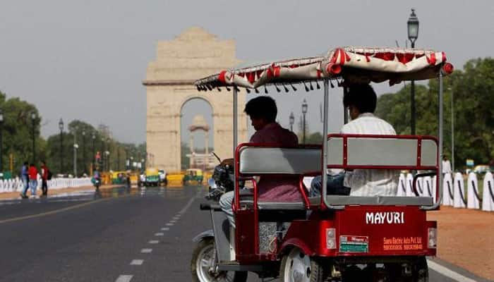 Good news! Now, book rides on e-rickshaw in Delhi-NCR on Ola
