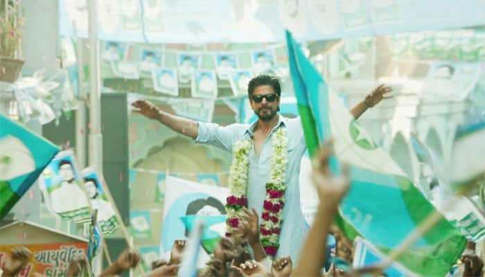 Shah Rukh Khan wraps up 'Raees', says will miss it!