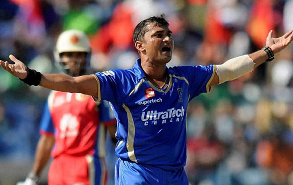 Age is just a number: Gujarat Lions have found a mercurial leg-break bowler in the 44-year-old Pravin Tambe, who has been very impressive in previous editions.