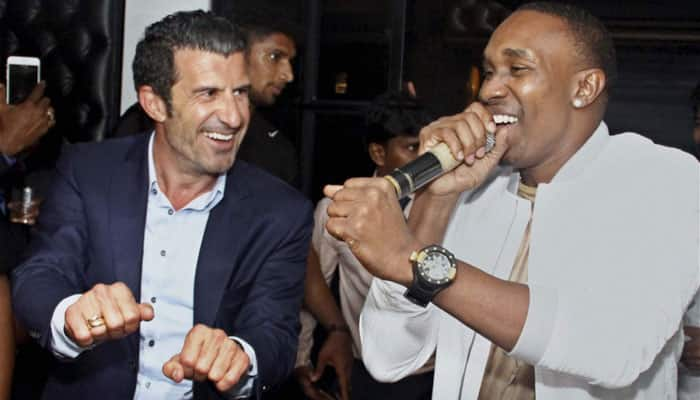 Luis Figo's Futsal League in trouble, FIFA terms it unauthorised