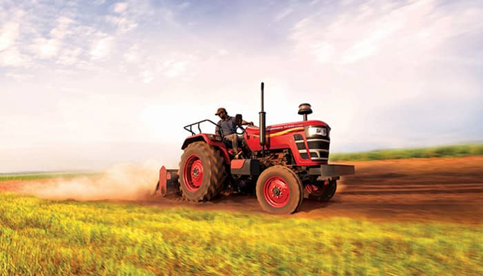 Mahindra and Mahindra launches 'Yuvo' range of tractors