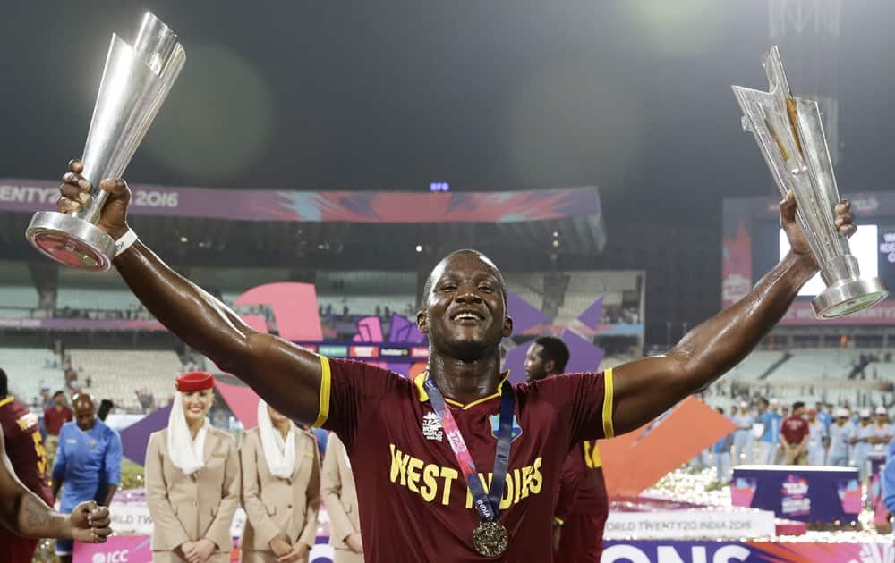 The T20I West Indies skipper will be a big miss given his all-round skills and experience. Sammy is familiar with the IPL and the current WT20 triumph would have seen him in a confdent mood.