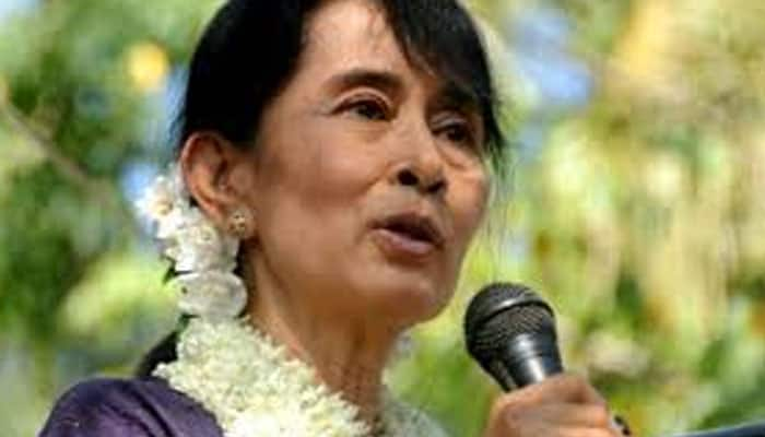 Myanmar's Suu Kyi gets new role as special adviser