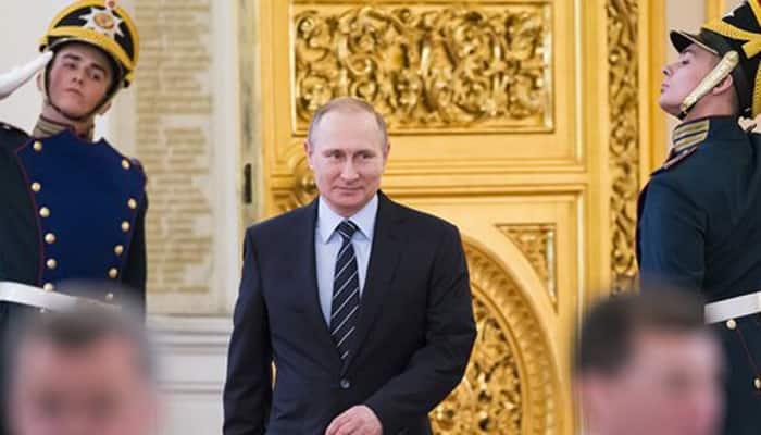 Russian President Vladimir Putin launches bid to rehabilitate Soviet legacy