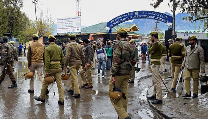 Centre assures safety of students as Srinagar NIT crisis deepens; first litmus test for Mehbooba