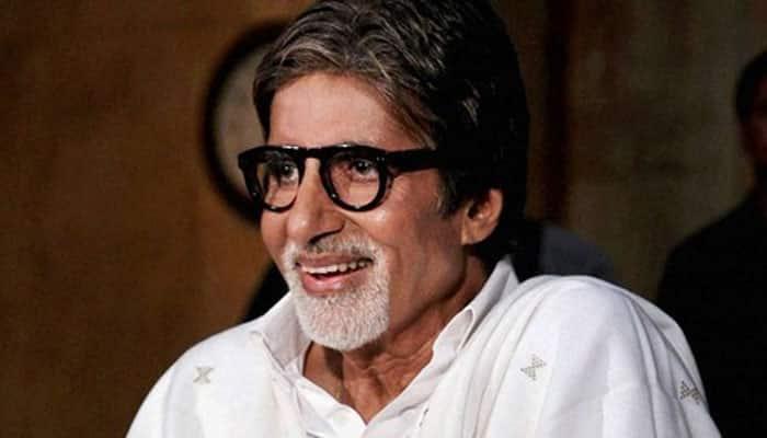 Amitabh Bachchan wishes Jeetendra on 74th birthday