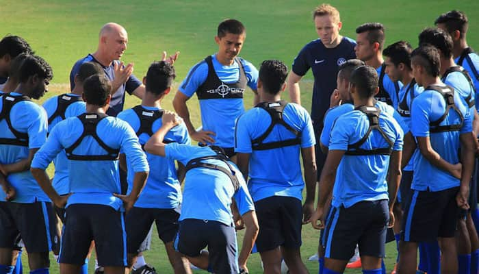 FIFA rankings: India drop two spots to 162