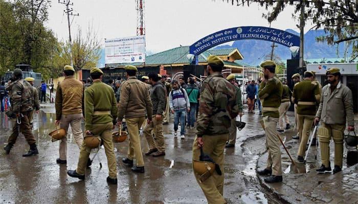 Srinagar NIT unrest: J&K govt orders magisterial inquiry, two FIRs registered