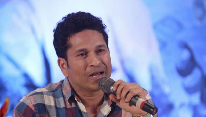 VIDEO: Sachin Tendulkar's brilliant answers to Michael Vaughan, Shiva Thapa and Piers Morgan