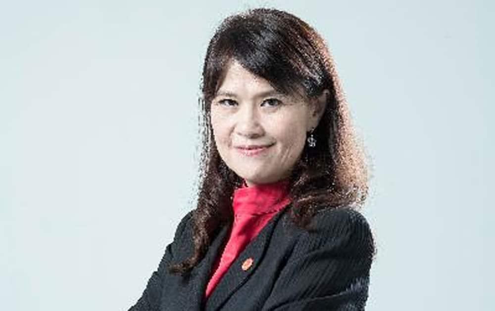 Eva Yi-Hwa Chen 57 (Japan) Cofounder & CEO Trend Micro