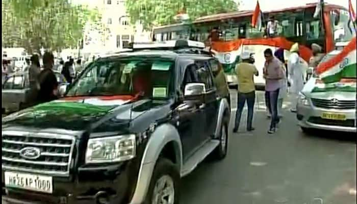 'Chalo NIT': 150 youths head to Srinagar from Delhi to support students
