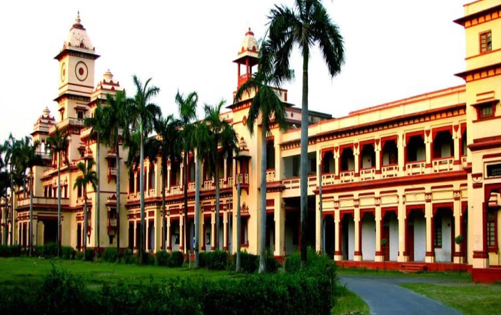 7. Banaras Hindu University, Varanasi